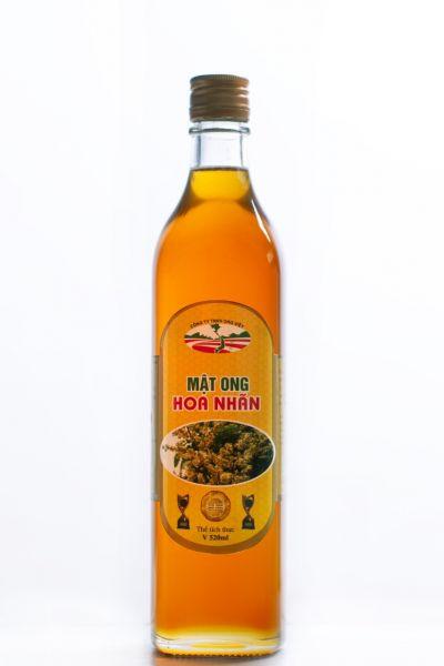 Mật ong Hoa Nhãn 520ml