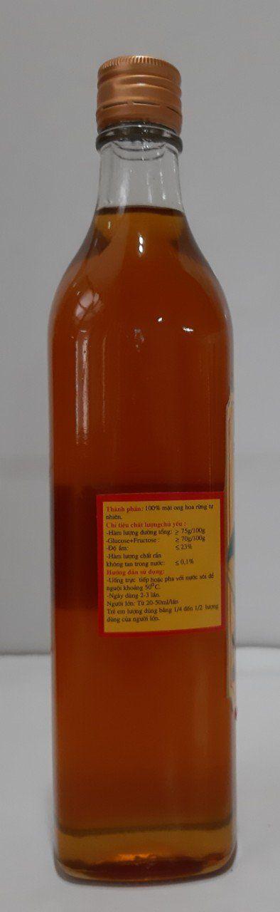 Mật ong sữa chúa 520ml